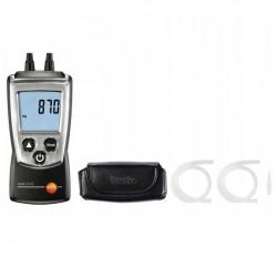 9875021 MANOMETR ELEKTRONICZNY RÓŻNICOWY TESTO 510 Z ETUI