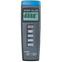 9875121 TERMOMETR ELEKTRONICZNY VOLTCRAFT K101 NA CZUJNIK TYPU K