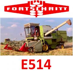 9501175 ZESTAW KLIMATYZACJI / KLIMATYZACJA DO KOMBAJNU FORTSCHRITT E514
