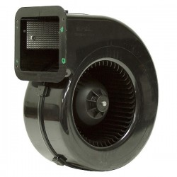 4004017 DMUCHAWA WENTYLATOR SPAL 004-B44-28D 3 STOPNIE REGULACJI REZYSTOR RPA3VCB 24V 650 M3/H