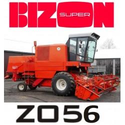 9501025 ZESTAW KLIMATYZACJI / KLIMATYZACJA DO KOMBAJNU BIZON ZO56