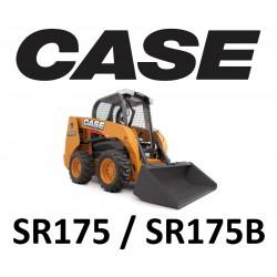9561051 ZESTAW KLIMATYZACJI / KLIMATYZACJA DO MINIŁADOWARKI CASE SR175 SR175B