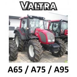 9502275 ZESTAW KLIMATYZACJI / KLIMATYZACJA DO CIĄGNIKA / TRAKTORA VALTRA A65 A75 A95 M120 N183 N92H