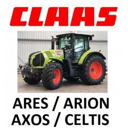 9502251 ZESTAW KLIMATYZACJI / KLIMATYZACJA DO CIĄGNIKA / TRAKTORA CLAAS ARES ARION AXION AXOS CELTIS