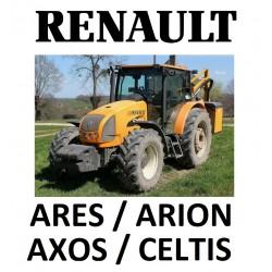 9502252 ZESTAW KLIMATYZACJI / KLIMATYZACJA DO CIĄGNIKA / TRAKTORA RENAULT ARES ARION AXION AXOS CELTIS