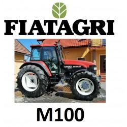 9502375 ZESTAW KLIMATYZACJI / KLIMATYZACJA DO CIĄGNIKA / TRAKTORA FIATAGRI M100 (NEW HOLLAND)