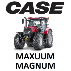 9502152 ZESTAW KLIMATYZACJI DO CIĄGNIKA CASE MAGNNUM MAXXUM SERIA 51 71 72