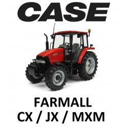 9502151 ZESTAW KLIMATYZACJI DO CIĄGNIKA CASE CX100 FARMALL 85A CASE JX55 JX60 JX65 JX70 JX75 JX80 JX85 JX90 JX95 MXM120 MXM130