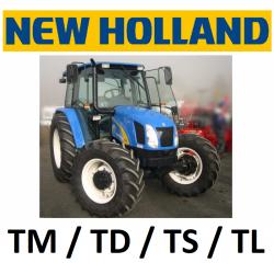 9502075 ZESTAW KLIMATYZACJI DO CIĄGNIKA NEW HOLLAND TD5030 TD55D TD60D TD65D TD70D TD75D TD80D TD85D TD90D TD95D TM110