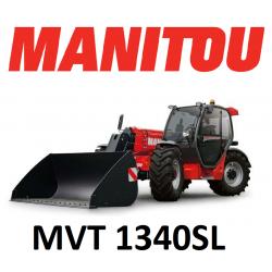 9504001 ZESTAW KLIMATYZACJI / KLIMATYZACJA DO ŁADOWARKI TELESKOPOWEJ MANITOU MVT 1340SL