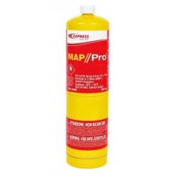 8001702 PROPAN BUTAN DO PALNIKÓW CASTOLIN Mapp GAS Pro 1000ML (400G)