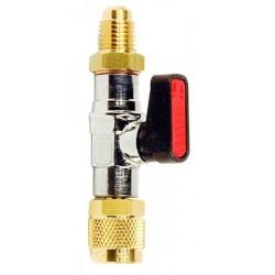 9808052 ZAWÓR SERWISOWY REDUKCYJNY 1/4''M X 5/16''F SHINEYEAR R32 R410A